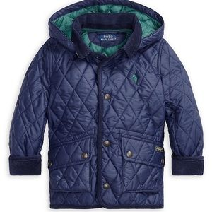 Ralph Lauren boys hooded coat
